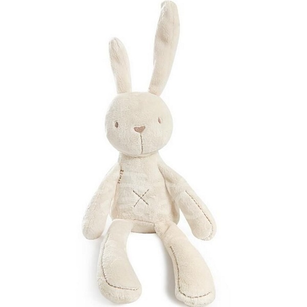 Promotional Soft stuffed animal bunny toy plush rabbit for kid