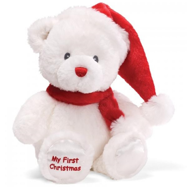 China Personalized Kids Stuffed Christmas Designed animal Teddy Bear Supplier
