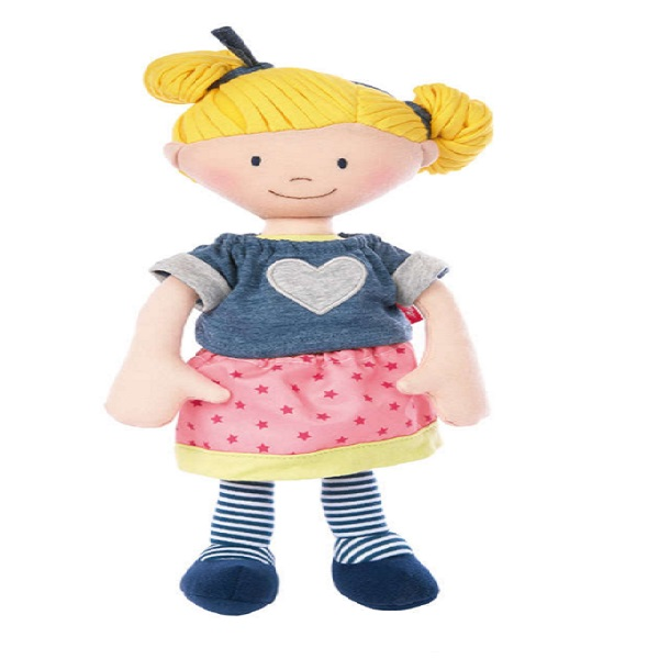 handmade traditional soft Cloth doll